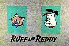 The Ruff and Reddy Show  Logo