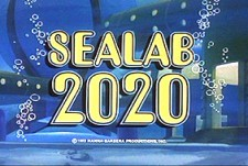 Sealab 2020 Episode Guide Logo