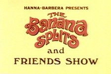 The Banana Splits Adventure Hour  Logo