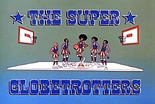 The Super Globetrotters Episode Guide Logo