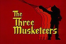 The Three Musketeers Episode Guide Logo