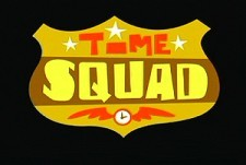 Time Squad Episode Guide Logo