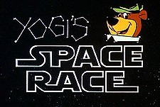 Yogi's Space Race  Logo