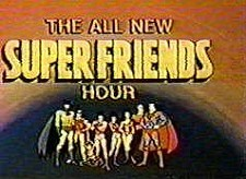 The All-New Super Friends Hour Episode Guide Logo