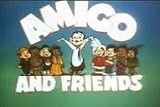 Amigo and Friends Episode Guide Logo