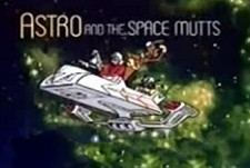 Astro and the Space Mutts Episode Guide Logo
