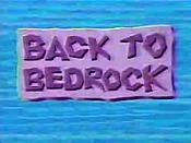 Back To Bedrock (Series) Picture To Cartoon