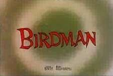 Birdman and the Galaxy Trio  Logo