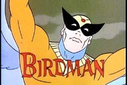 Birdman Episode Guide Logo
