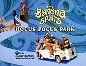 The Banana Splits In Hocus Pocus Park Cartoon Character Picture