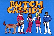 Butch Cassidy and the Sundance Kids Episode Guide Logo