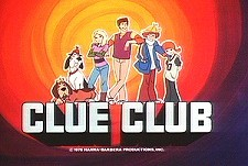 Clue Club Episode Guide Logo