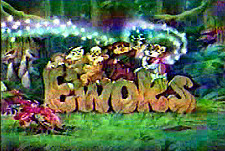 The Adventures of the Ewoks Episode Guide Logo