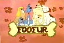 Foofur Episode Guide Logo