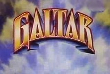 Galtar and the Golden Lance Episode Guide Logo
