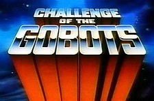 Challenge of the GoBots Episode Guide Logo