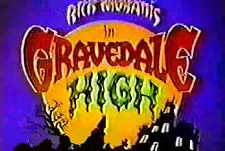 Gravedale High Episode Guide Logo