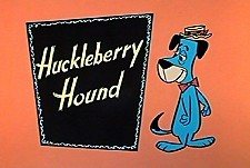 The Huckleberry Hound Show  Logo