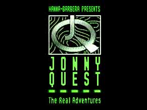 Jonny Quest: The Real Adventures Episode Guide Logo