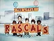 The Little Rascals (Reruns) Cartoon Picture