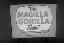The Magilla Gorilla Show  Logo