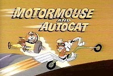 Motormouse and Autocat Episode Guide Logo