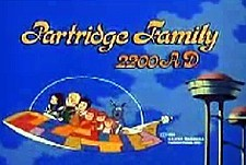 Partridge Family: 2200 A.D. Episode Guide Logo