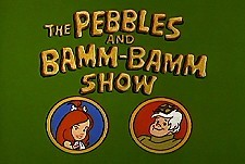 The Pebbles and Bamm-Bamm Show (II)  Logo