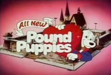 All New Pound Puppies Episode Guide Logo