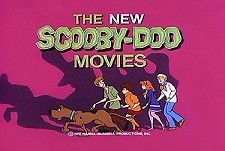 The New Scooby-Doo Movies Episode Guide Logo