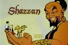 Shazzan! Episode Guide Logo