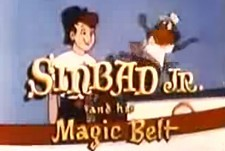 Sinbad Jr. Episode Guide Logo