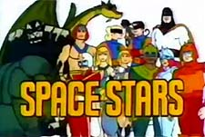 Space Stars Finale Episode Guide Logo