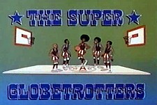 The Super Globetrotters  Logo
