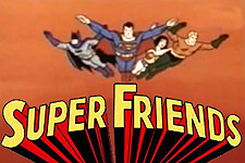 Super Friends (II) Episode Guide Logo