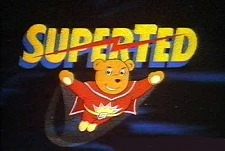 The Further Adventures of SuperTed Episode Guide Logo