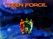 Trojan Teen Force Cartoon Picture