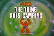 The Thing Episode Guide Logo
