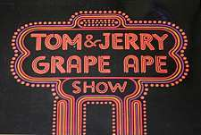 Tom & Jerry / Grape Ape Show  Logo
