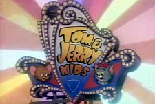 Tom & Jerry Kids Episode Guide Logo