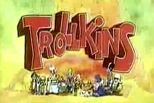 Trollkins Episode Guide Logo