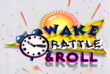 Wake, Rattle and Roll  Logo