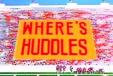 Where's Huddles? Episode Guide Logo