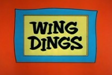 Dick Dastardly Blackouts And Wing Dings Episode Guide Logo