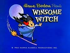 Winsome Witch Episode Guide Logo