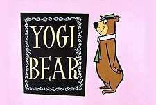 The Huckleberry Hound Show- Yogi Bear
