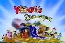 Yogi's Treasure Hunt Episode Guide Logo