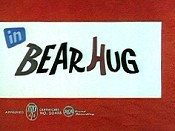 Bear Hug Cartoon Picture