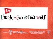 Crook Who Cried Wolf Picture To Cartoon