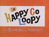 Happy Go Loopy Cartoon Picture
